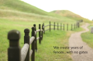 years of fences
